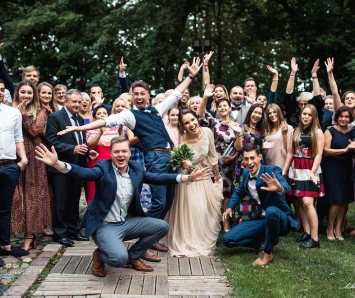 Vestuvės - Raudondvario Dvaras