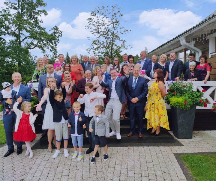 Vestuves vedėme Kaune