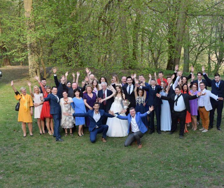 Vestuves vedėme Vilniuje