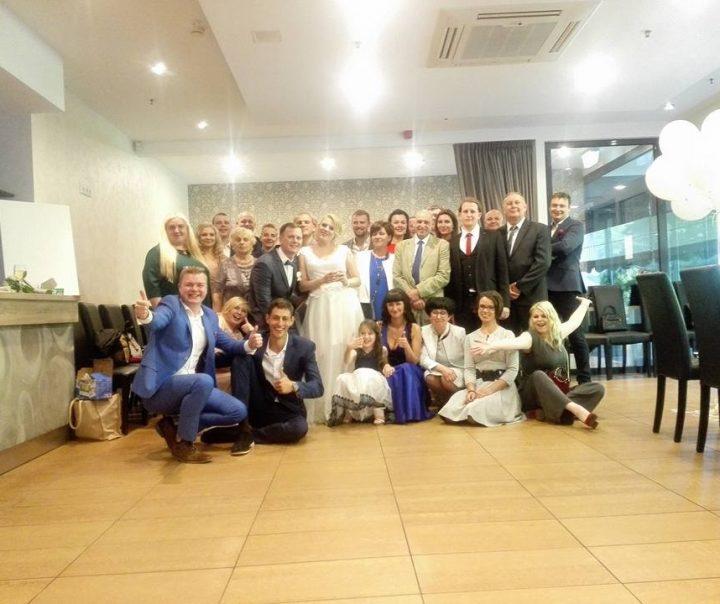 Vestuves Vilniuje